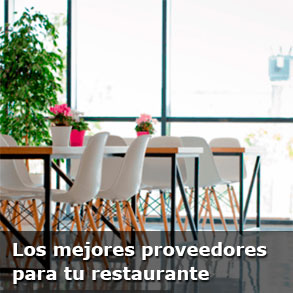 Proveedores para Restaurantes