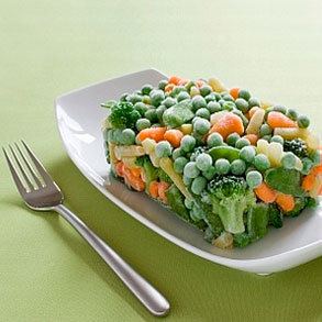 Alimentos congelados:  variedad y calidad para la hostelería