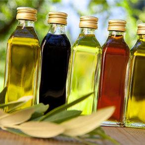 El aceite, un mundo de colores, aromas y sabores