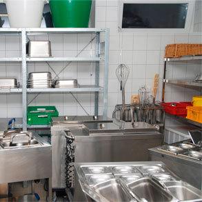 El equipamiento b sico para empezar en hosteler a for Equipamiento hosteleria