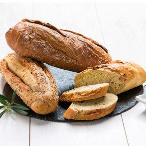 Gama Nature de Berlys:  panes especiales elaborados con masa madre