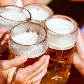 Las cervezas de importación tienen su espacio en el sector hostelero