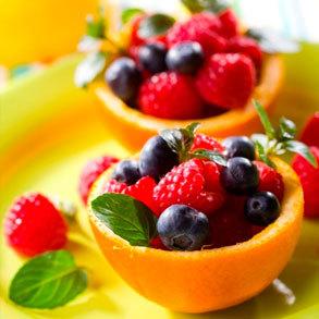 ¡Las frutas:  una opción saludable y económica para el postre!