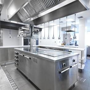 Lo que no debe faltar en una cocina industrial consejos for Valor cocina industrial