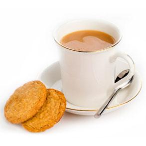 Galletas para el té o el café