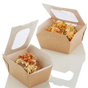 Contenedores de comida para llevar