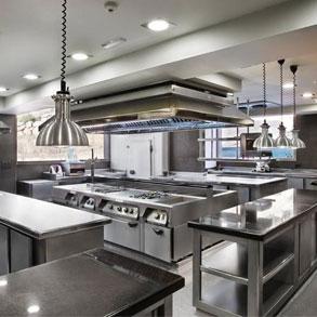 Escoge la cocina industrial que tu negocio necesita for Medidas de cocina industrial
