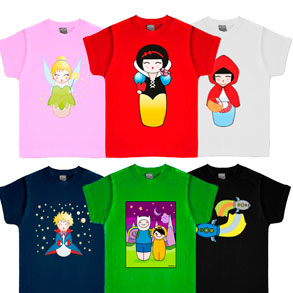 Elegir proveedores para tu tienda online de camisetas infantiles