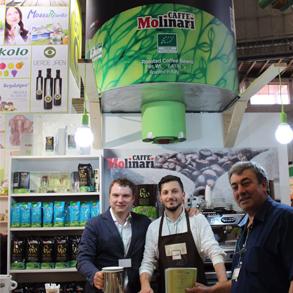 Caffè Molinari: Proveedores.com es una herramienta importante para poder crecer
