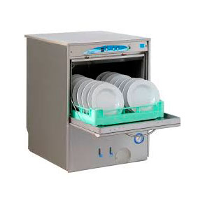 Elegir entre un lavavajillas de baja o uno de alta temperatura