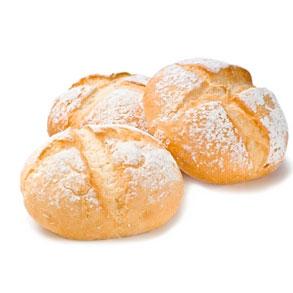 Hogazas de pan sin gluten