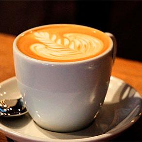 ¡Que buen café!