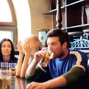 Las cervezas sin alcohol y los deportes