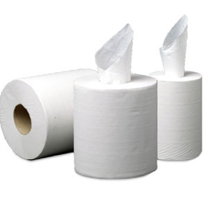 Rollos de papel limpieza