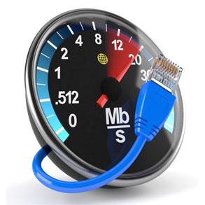 Medición del servicio de internet