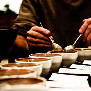 Diferentes mezclas diferente resultado café