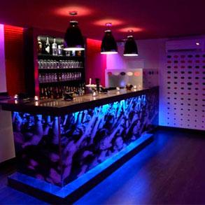Inagurar un nuevo bar