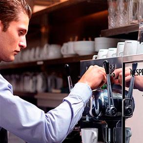 Eligiendo una cafetera para tu hotel