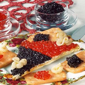 caviar ruso