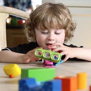 Juguetes educativos como herramienta de fidelización