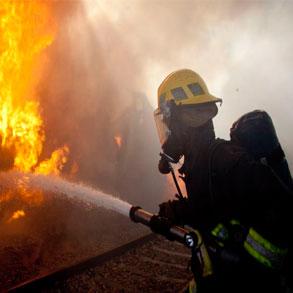 Cobertura de incendio