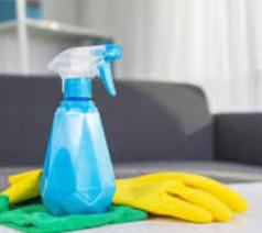 Proveedores de limpieza y desinfección
