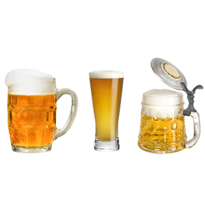 Distribuidores vasos para sacarle partido a tus cervezas y