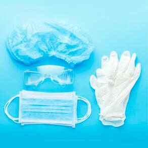 Proveedores guantes desechables