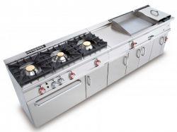 Proveedores de cocinas industriales for Precio cocina industrial para restaurante