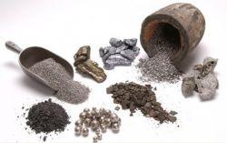 Proveedores de Metales y Minería