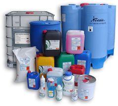Proveedores de Productos de Limpieza Industrial