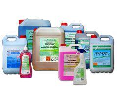Proveedores de Productos Químicos