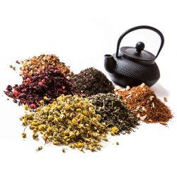 Proveedores de Té e Infusiones