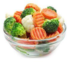 Proveedores de Verduras Congeladas