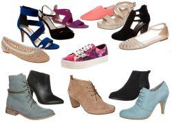 Proveedores de Zapatos Casuales de Mujer