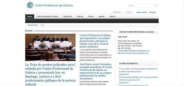 Sitio Cliente. Desarrollo web, Diseño web