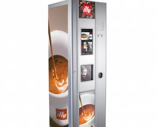 Illy FAS 400. Máquina de Café para Empresas, Oficinas, Instituciones, etc...