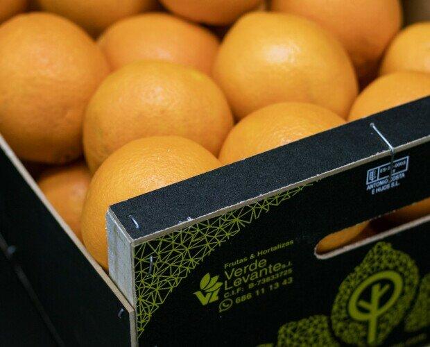 Naranja. Distribuimos nuestras naranjas en el mercado español y otros países de Europa