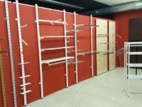 Sistema vertical pared