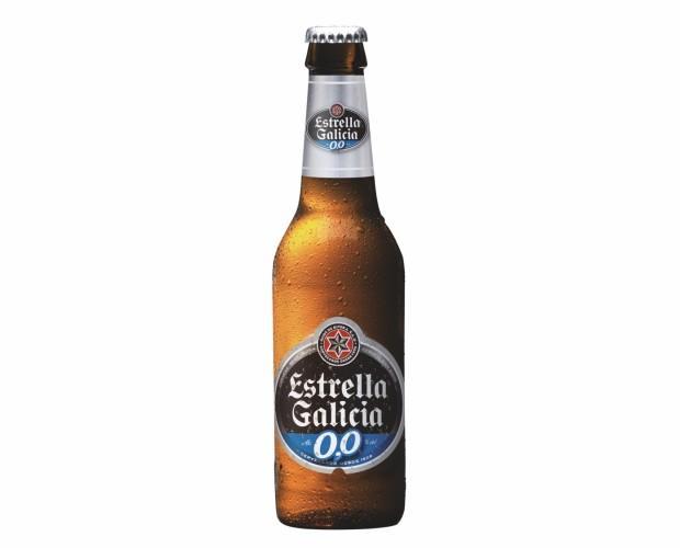 Estrella Galicia 00. El sabor de siempre, sin alcohol