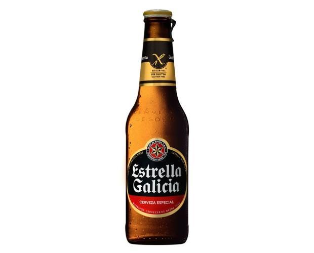 Estrella Galicia sin gluten. Para que todos la puedan disfrutar
