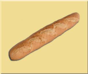 Pan. Baguette