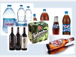 Distribuidor bebidas
