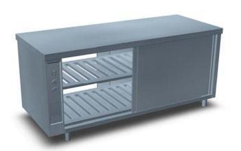 Mesas Calientes.Fabricantes de mesas calientes