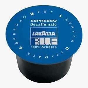 Café Lavazza Blue. 100% arábica de Brasil e India