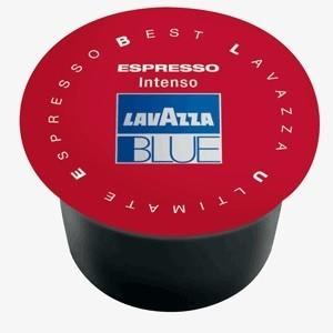 Intenso. 100 cápsulas de café arábica y robusta, cremoso