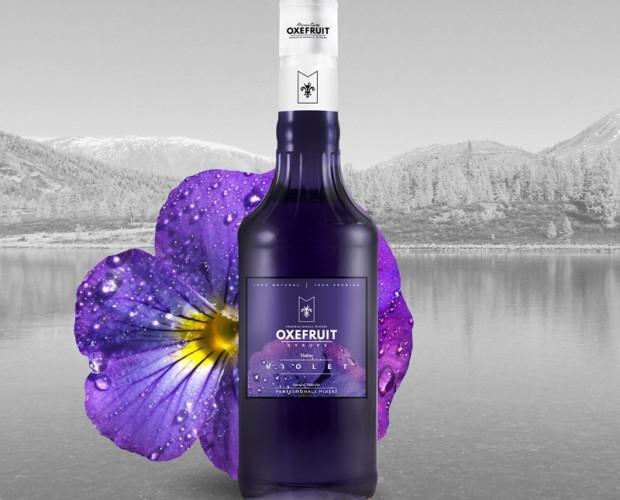 Sirope de violeta. Todo el olor de la naturaleza directamente a tus cócteles