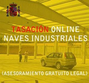 Naves industriales. Tasación de naves industriales