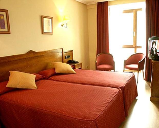 hotel. Contamos con habitaciones lujosas y decoradas con gran gusto