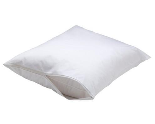 Protectores almohada. Protector de almohada impermeable y transpirable